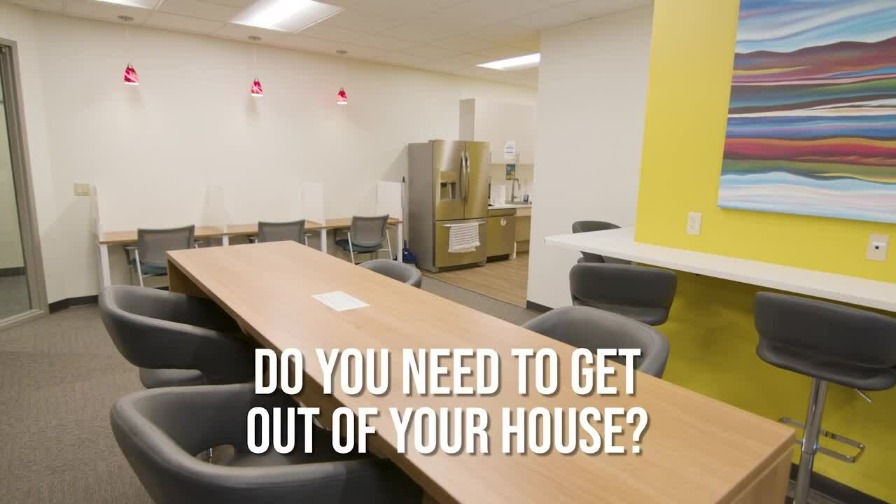 Virtual Tour of Office Evolution in Colorado Springs at Woodmen
