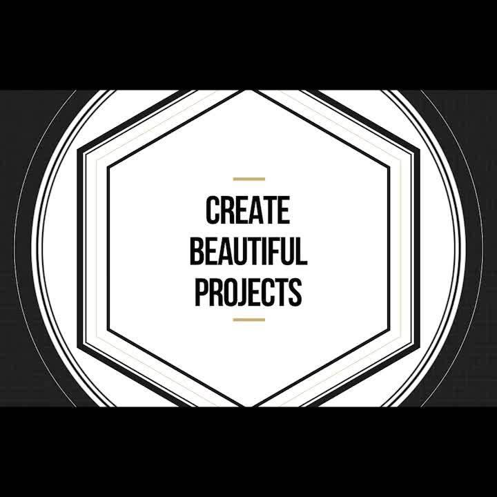 Create Beautiful Project