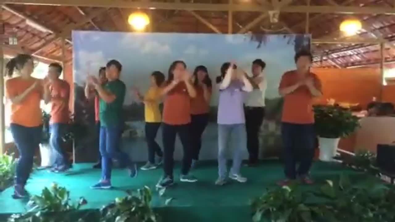 CCL Hand Wash Dance