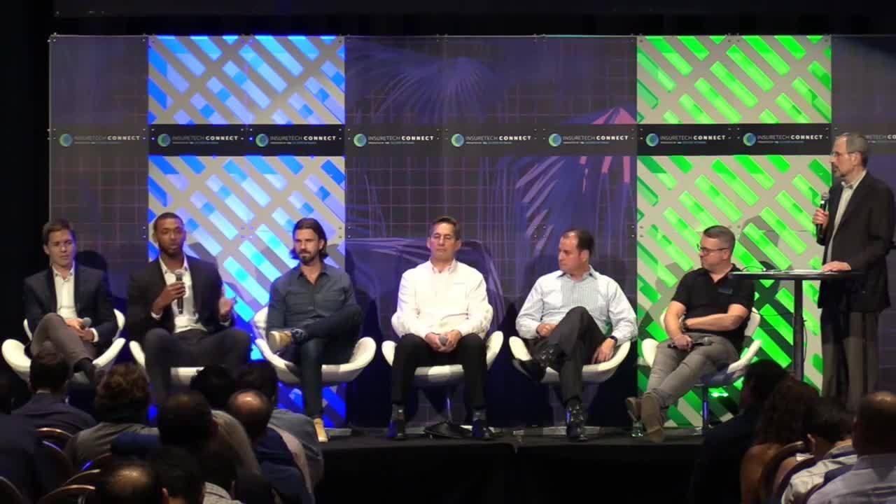 How Microservices Support Rapid Product Launch for Insurtechs -Tyrre Burks, Player's Health