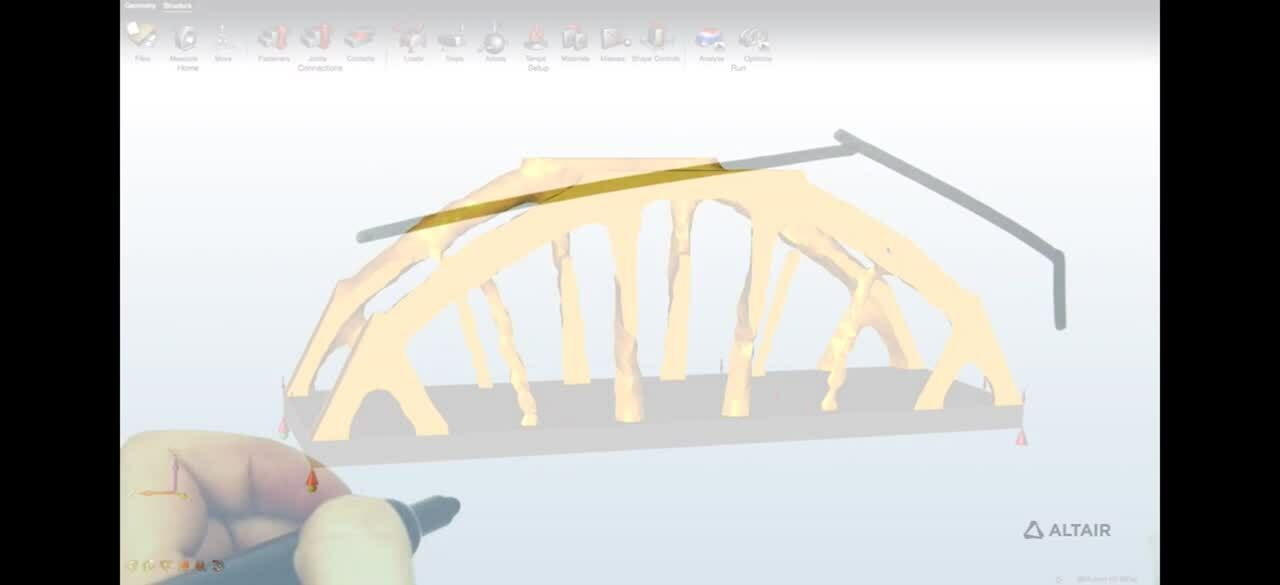 Inspire Structures Introduction