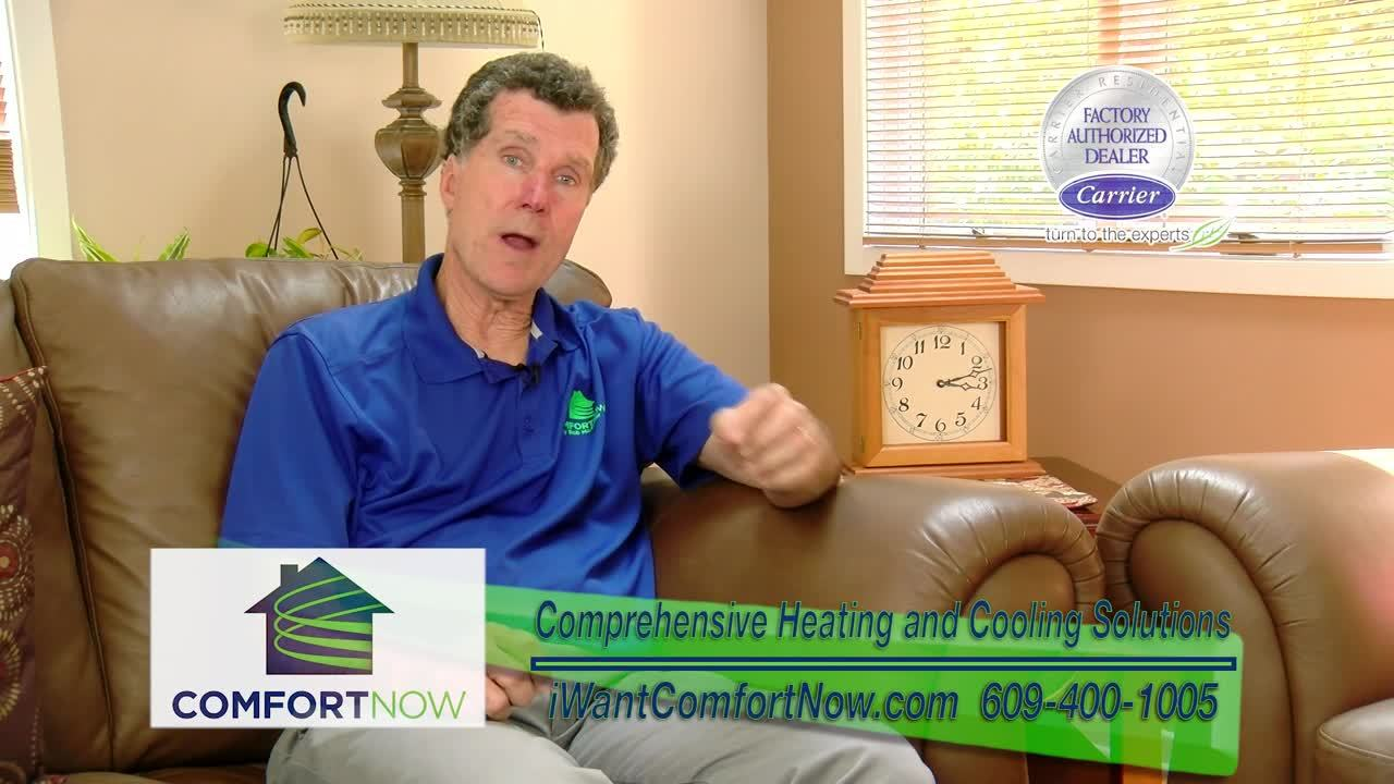 VIDEO - Comfort Bob Shares Tips to Control Pollen in Your Home