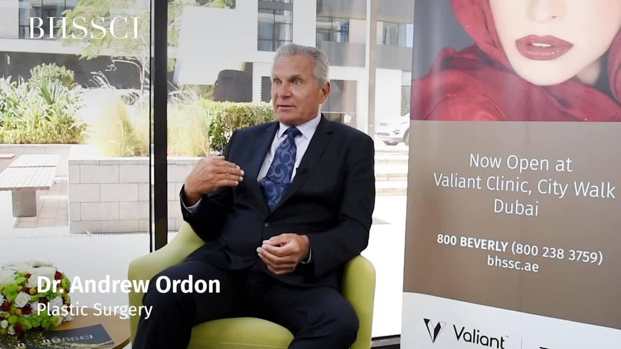 Dr Andrew Ordon - vid1