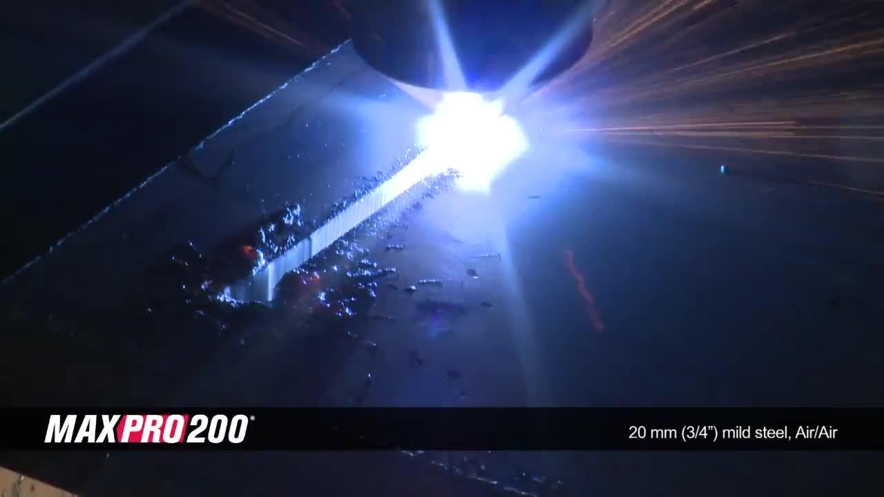 MAXPRO200 compilation