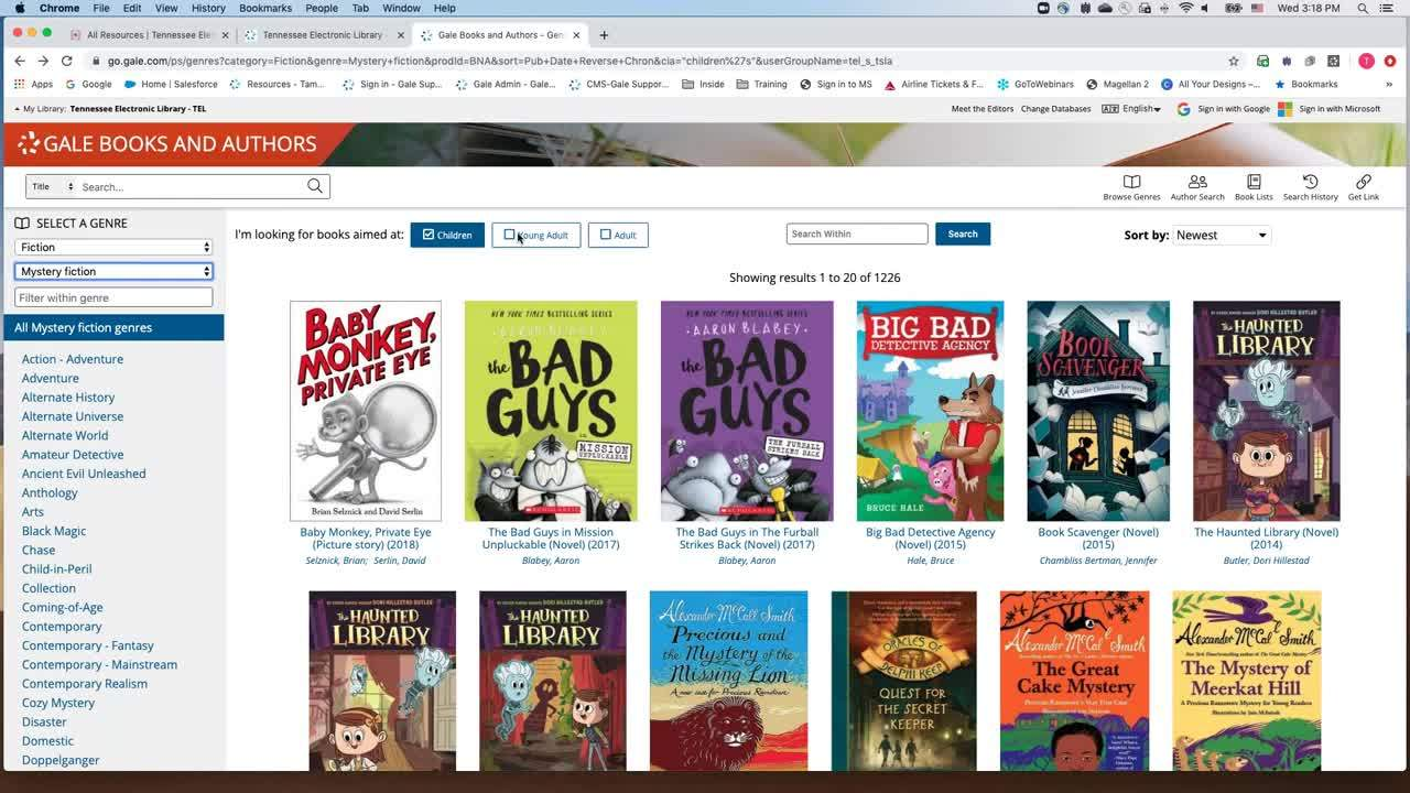 Imagine Your Story Summer Reading with Your TEL Gale Resources Thumbnail