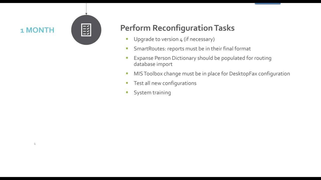 Webinar Recording-Transitioning  Forward  Advantage  Solutions to  MEDITECH  Expanse