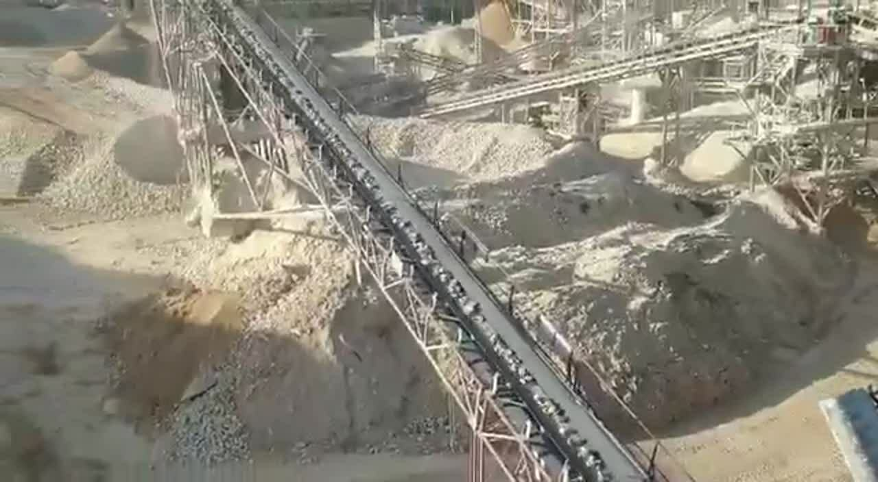 Atoms Used in Quarrying Operation