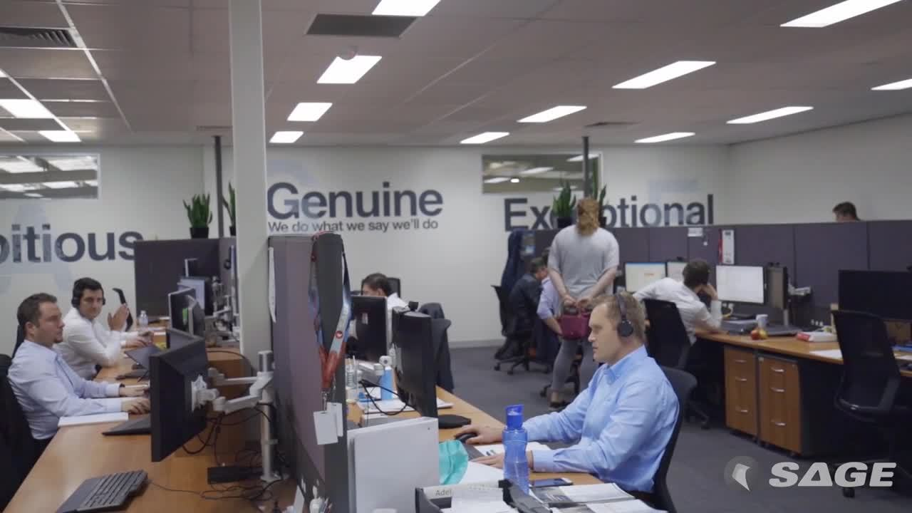 Melbourne Office Video