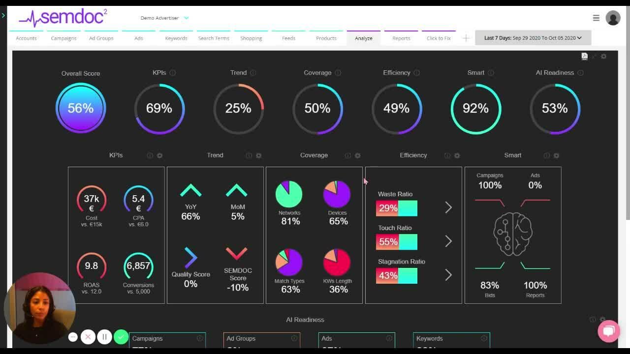 SEMDOC2 - Account Analysis