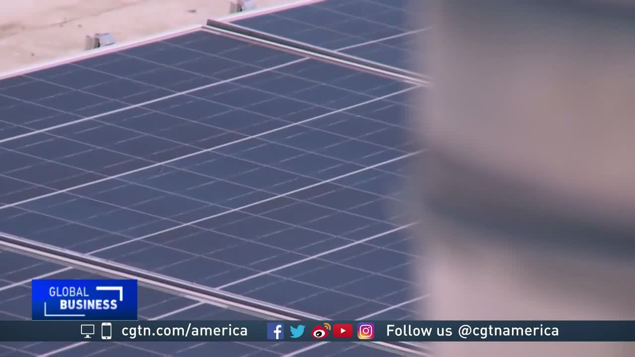 US solar energy industry struggles over tariffs