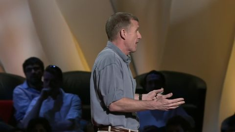 General Stanley McChrystal On Leadership & Teamwork