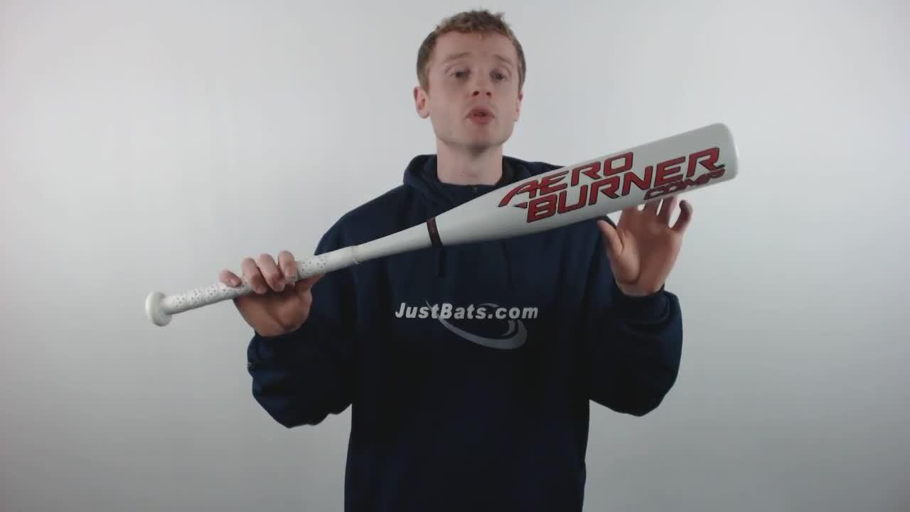 2017 Adidas Aero Burner Comp -10 Senior League Baseball Bat_ AEROBU