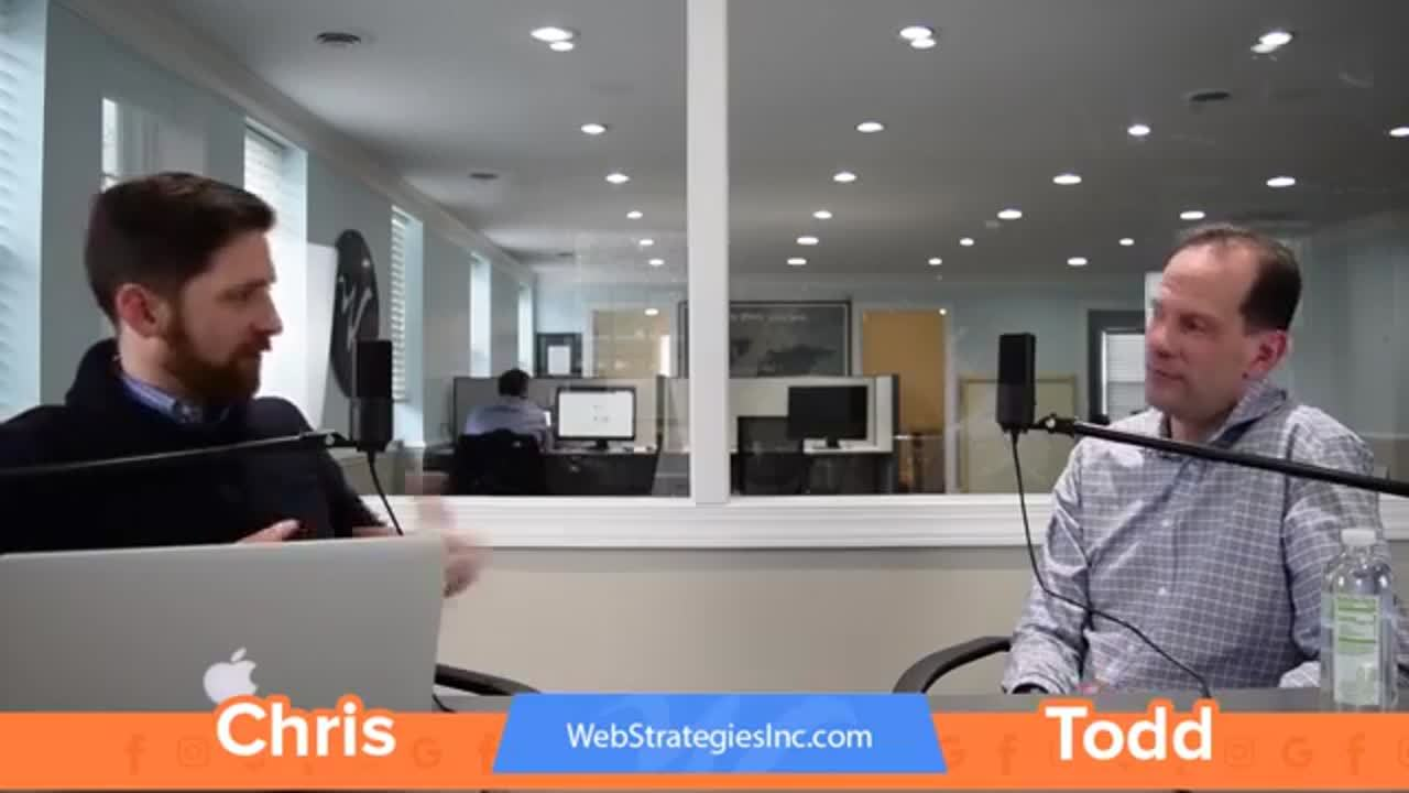 WebStrategies Live- The Role Brand Plays in Driving Leads Online
