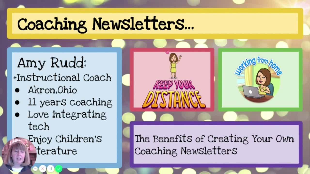Rudd - Coaching Newsletters (Embed)