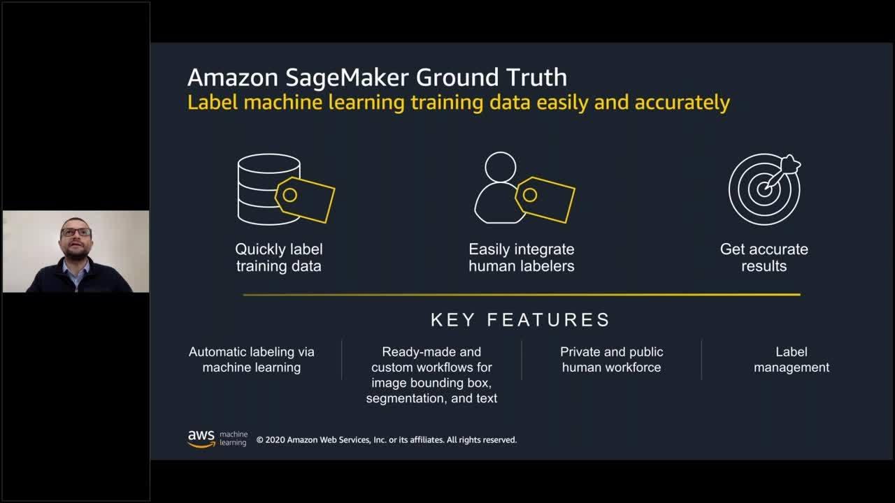 Introduzione ad Amazon Sagemaker