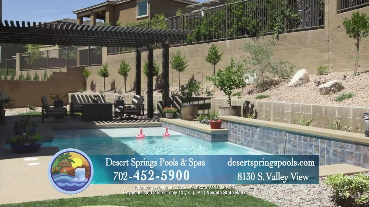 Desert Springs Pools