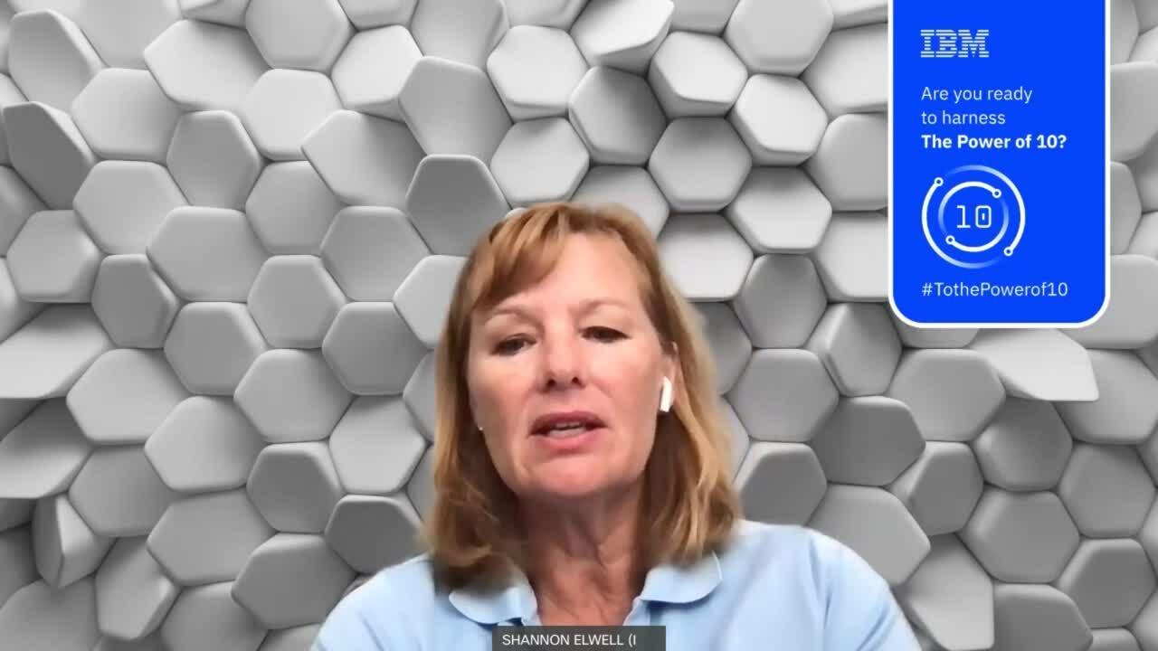IBM Power 10 Topgolf Series September 23 2021