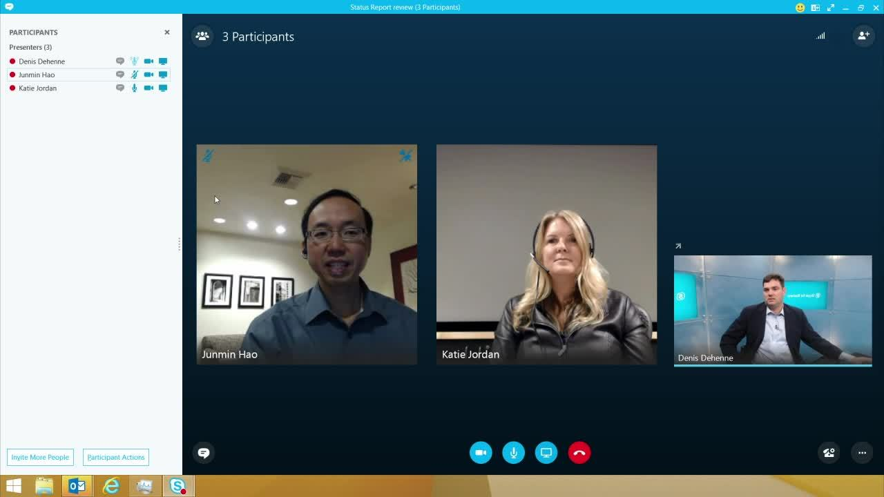 Skype for Business_Overview_Managing Meeting Participants