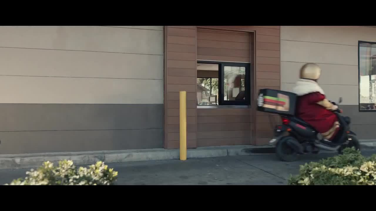 Burger King  Delivery King Commercial