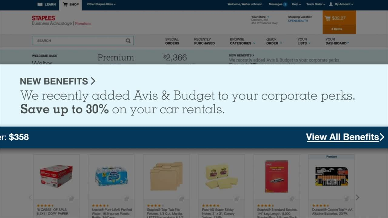 Premium Savings Dashboard
