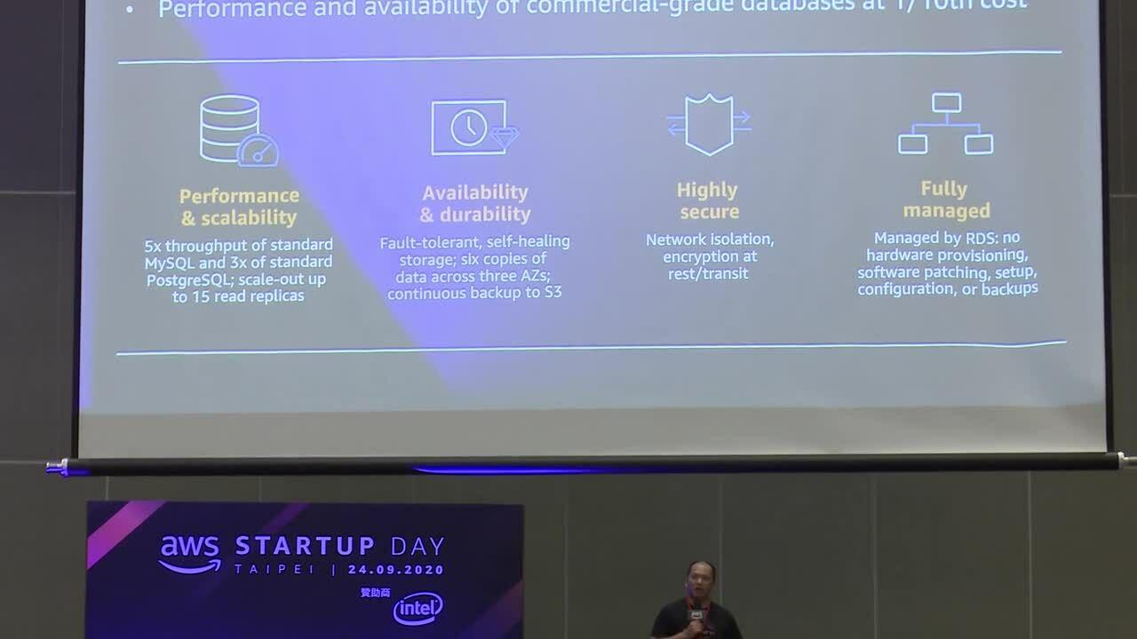 [Session 3] 如何用AWS Serverless做到快速創新