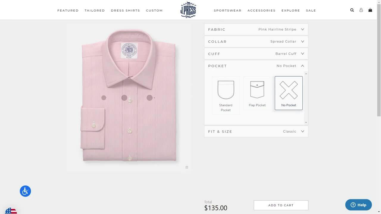 J.Press Button Down Shirt - 1920x1080 - 16-9 (1)