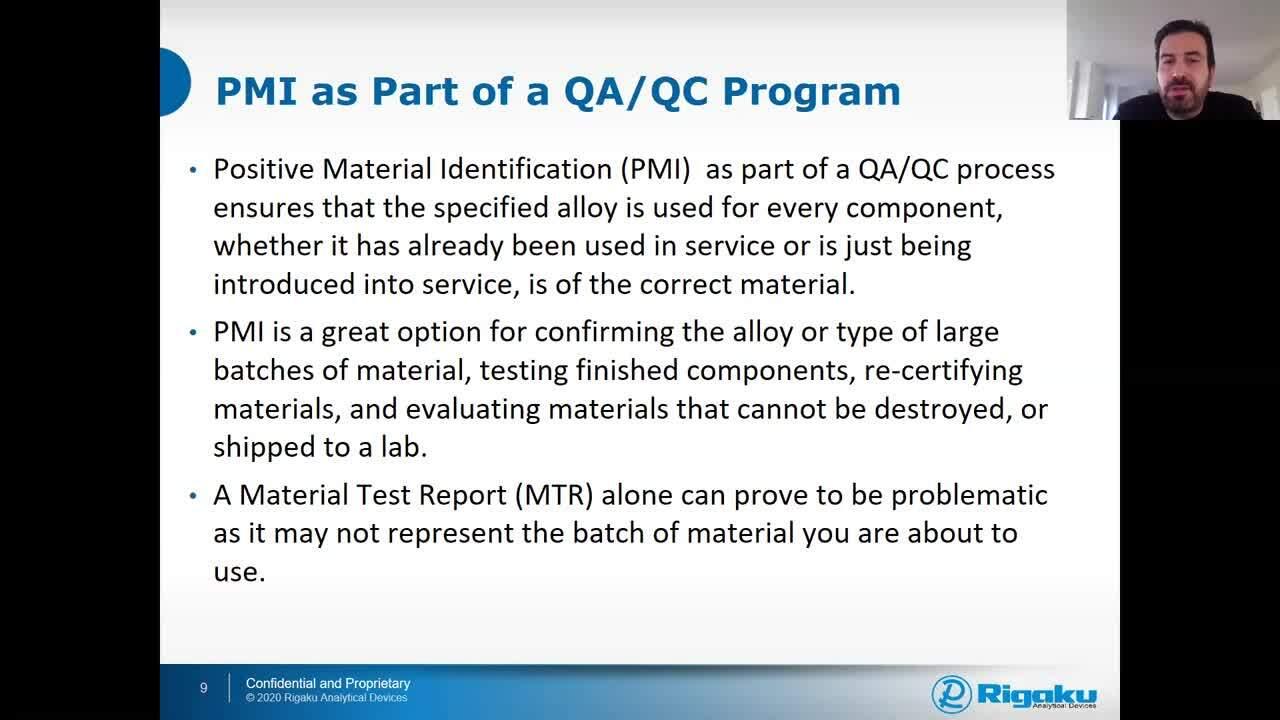 TOPIQ Webinar-Handheld LIBS for QAQC in Critical Applications QA-QC
