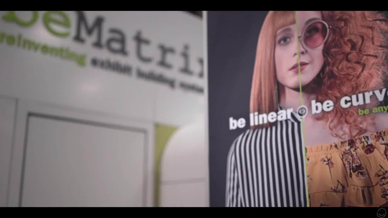 beMatrix from ExhibtorLive 2019
