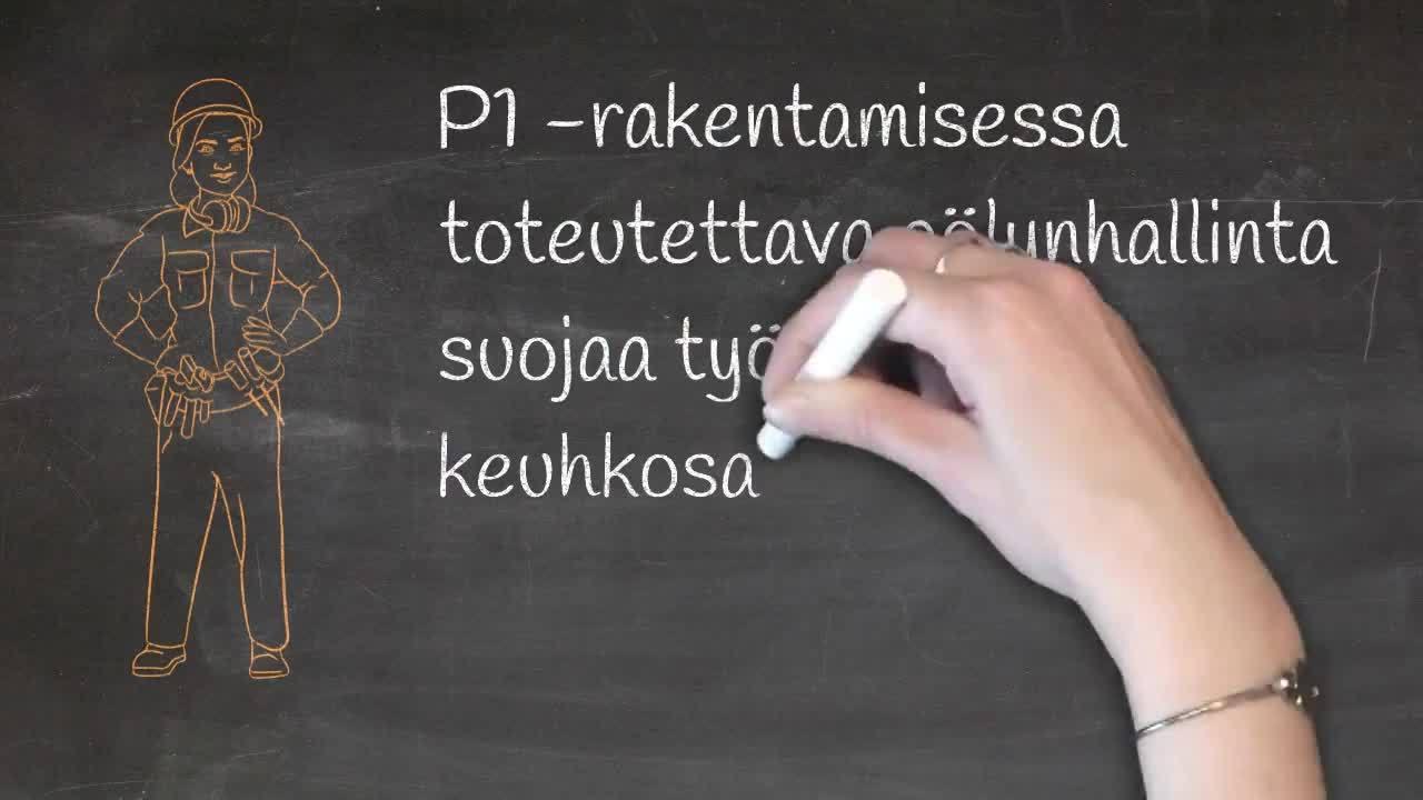Mitä P1 tarkoittaa_