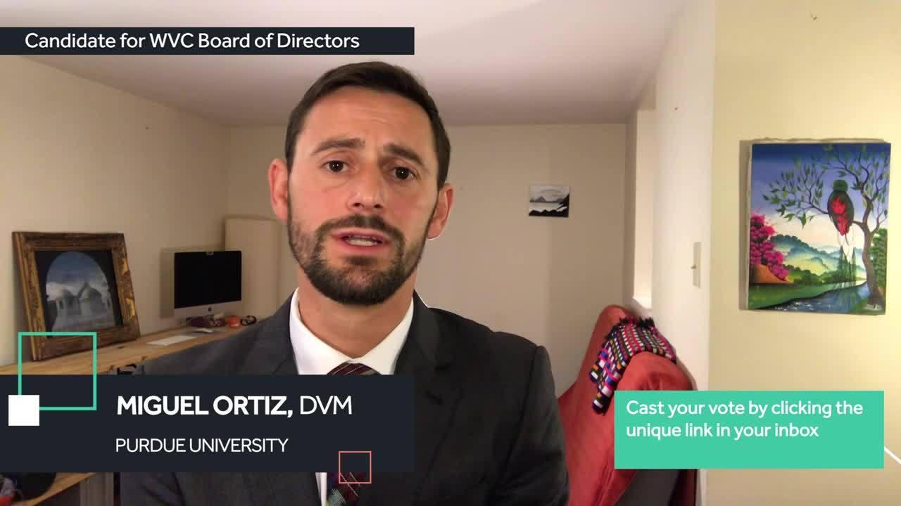 Dr. Ortiz - Board of Directors Voting 2020