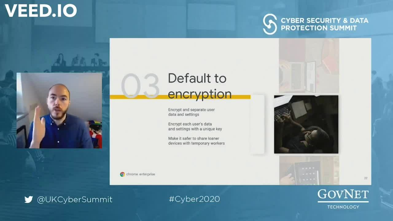 Cyber - Google - Default to Encryption