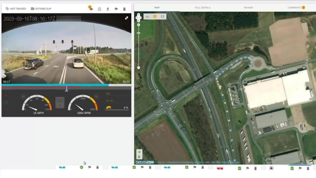 Video Intelligence - Trimble Transport & Logistics-1
