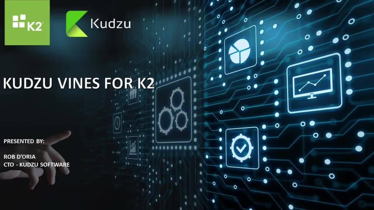 Kudzu K2 video