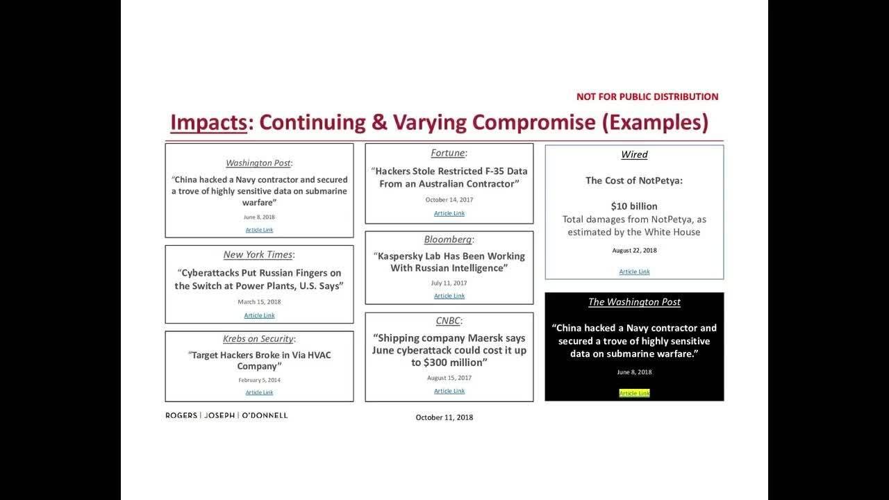 Deliver Uncompromised Webinar