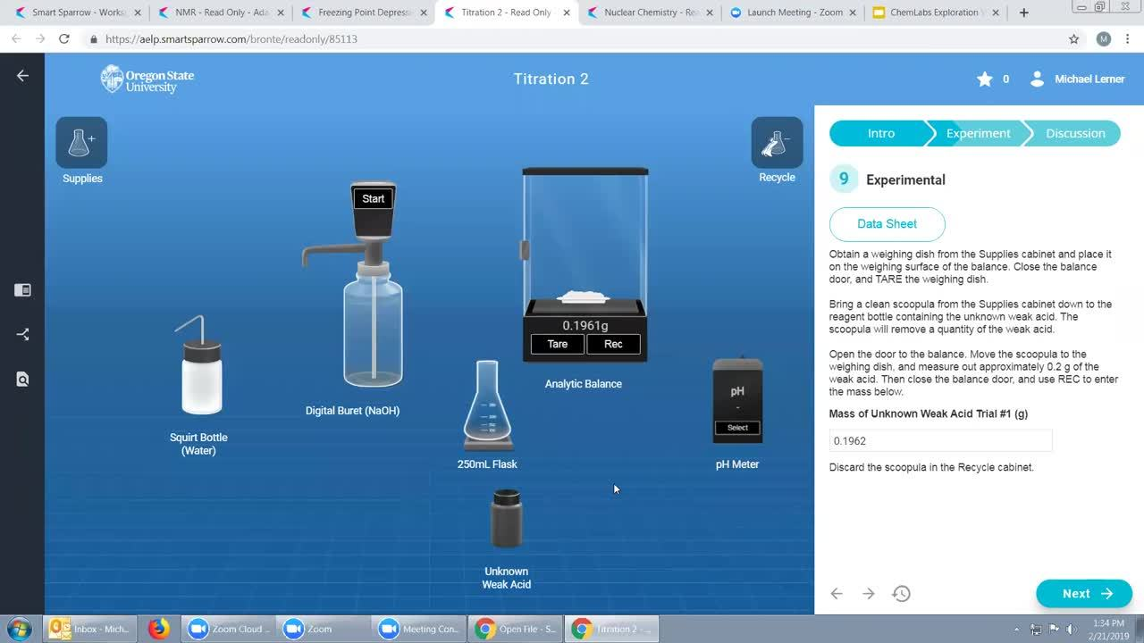 ChemLabs_Titration