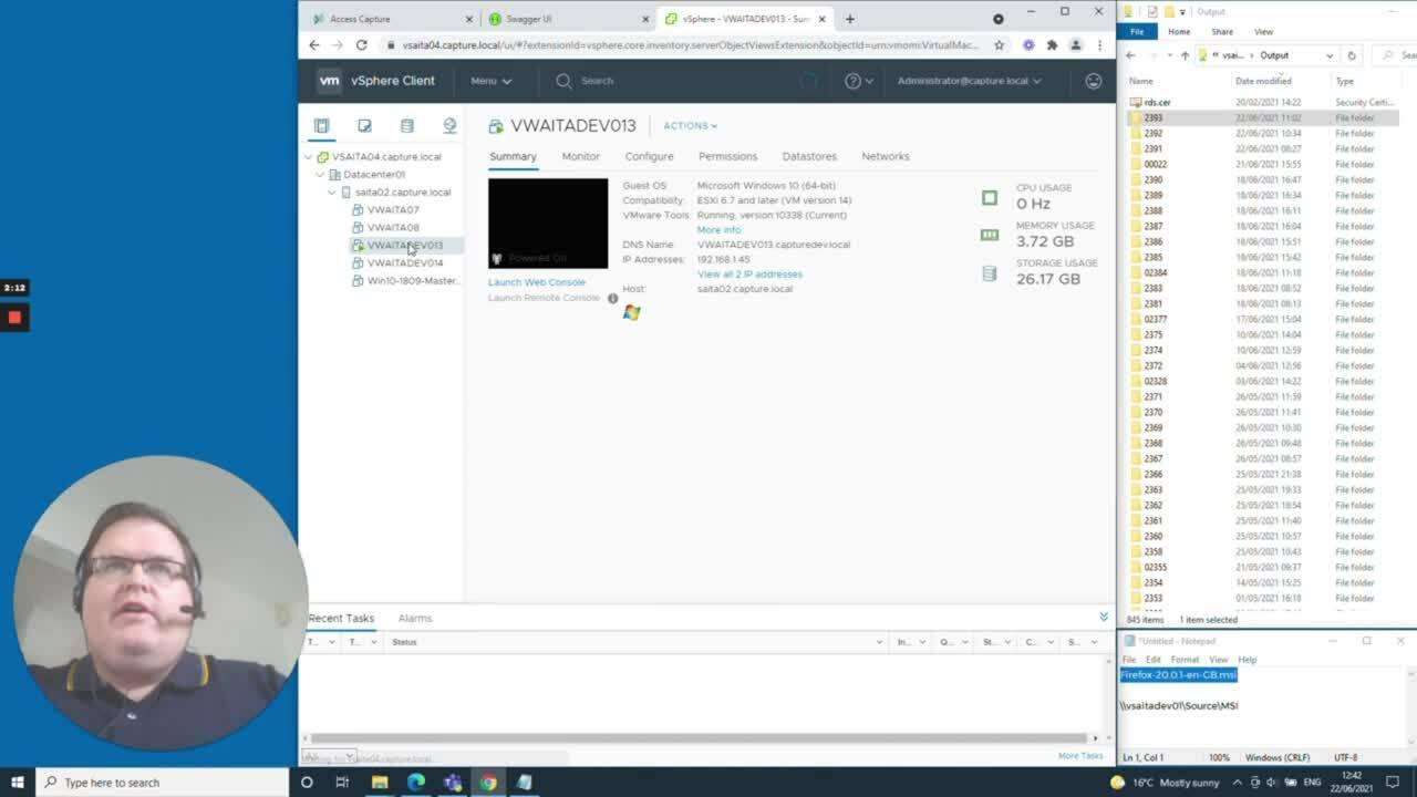 CreatingAppVolumesWithAccessCapture