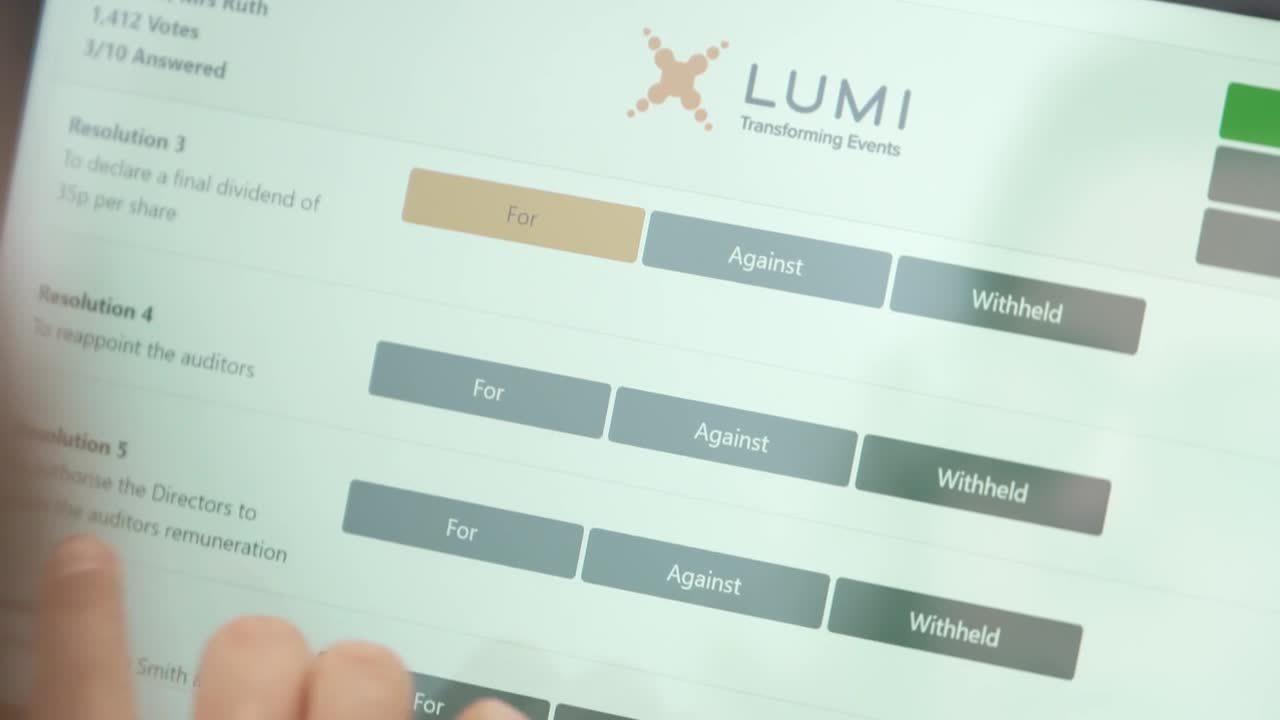 Lumi _ How To_ Kiosk Voting (V2.0)
