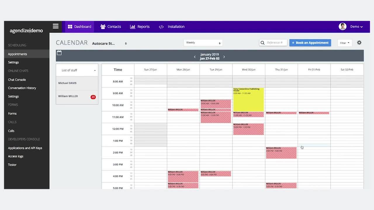 Why synchronize an external calendar-Agendize-EN