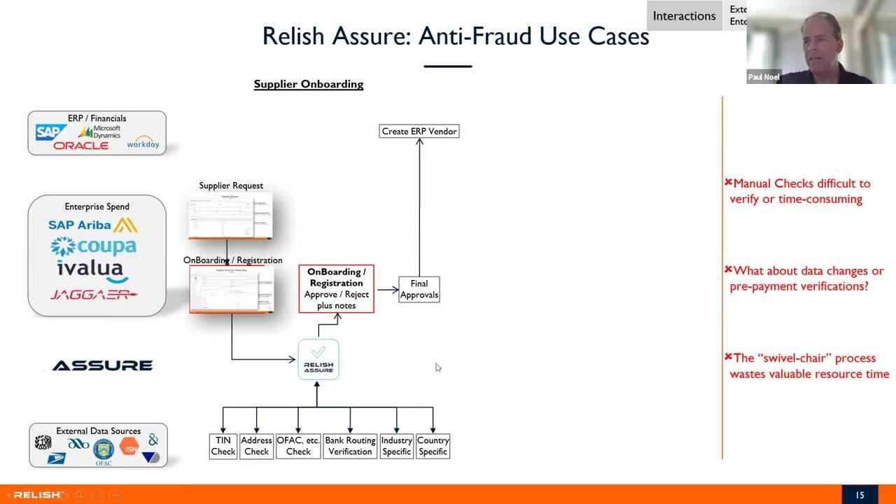 Relish Data Assure Webinar