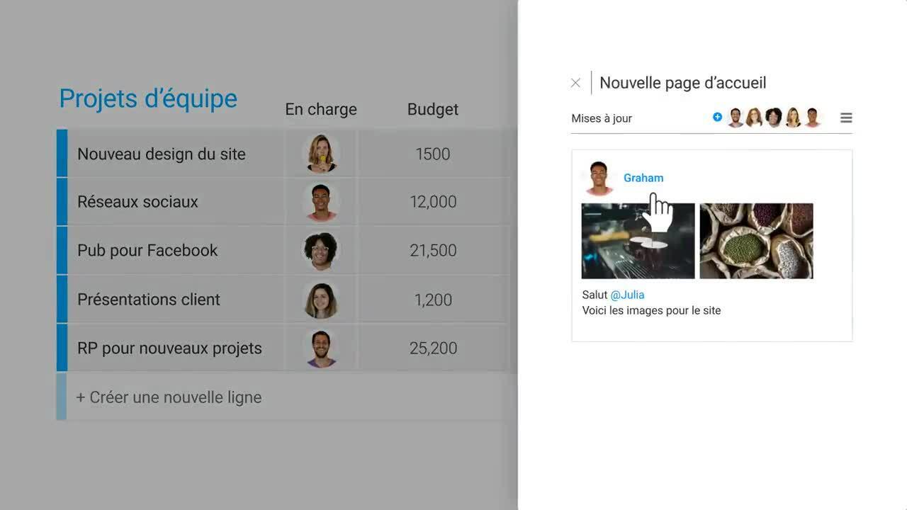 Gérez Nimporte Quel Projet Déquipe _ monday.com