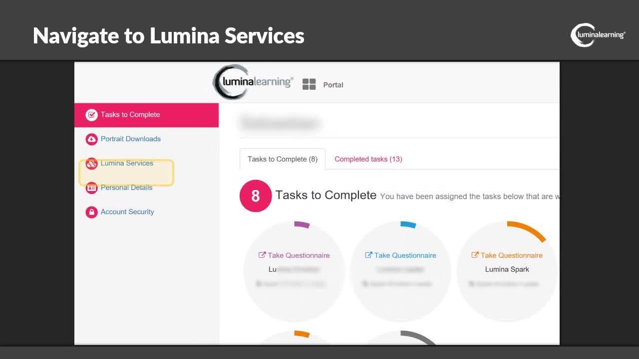 Lumina Team SYSTEM GUIDE Navigate to the Lumina Team viewer-1