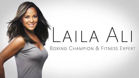 Laila Ali: Going All In