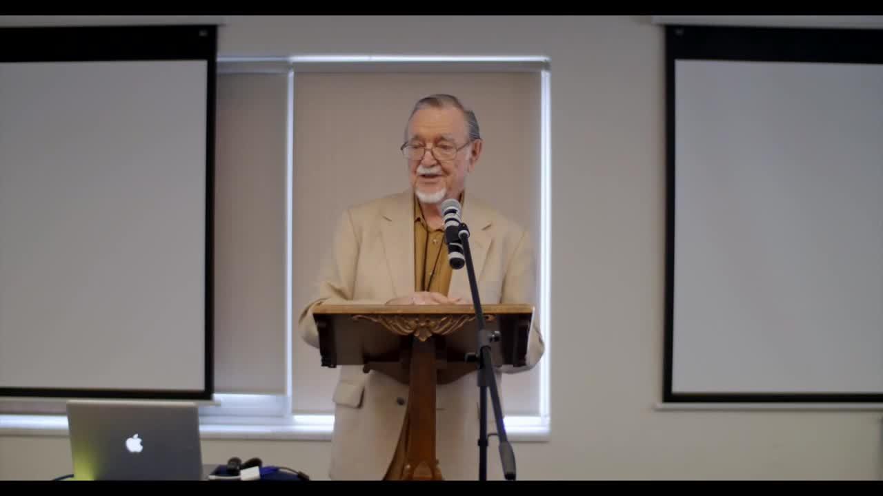 John McKnight Video Clip