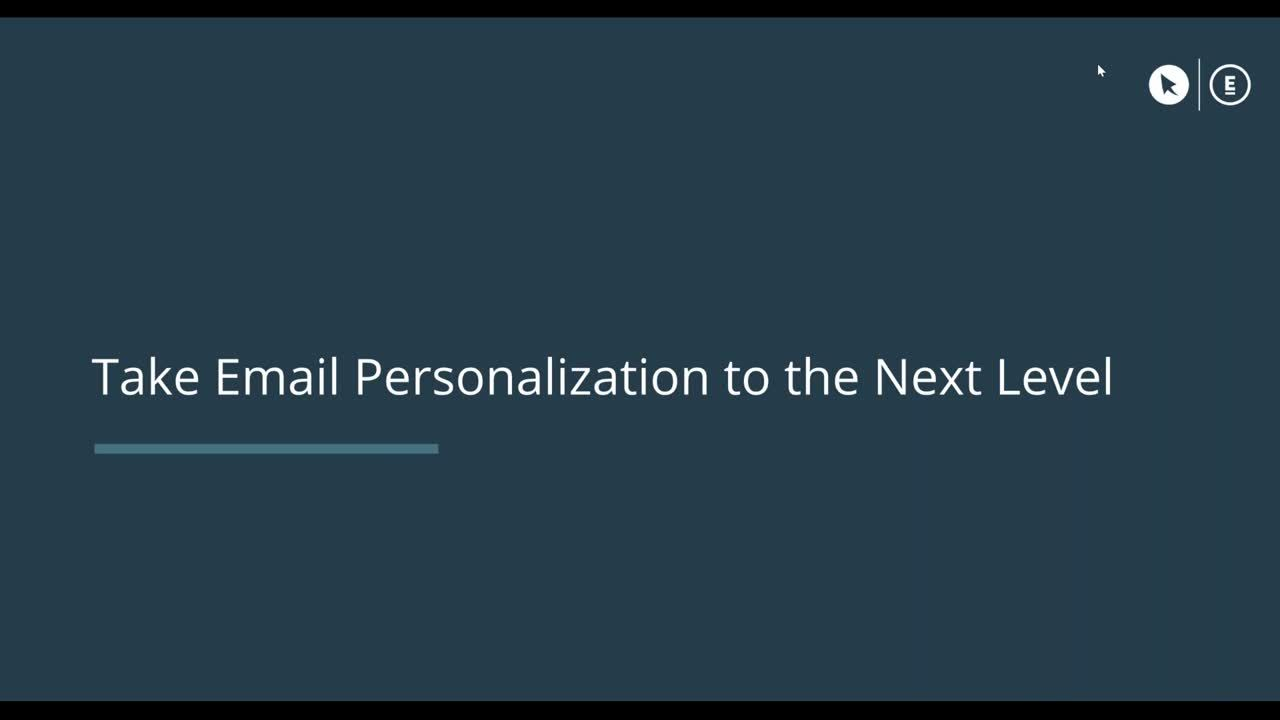 How Top Brands Drive Results With  Email Personalization_ Increase Shopper Engagement & Grow Email R