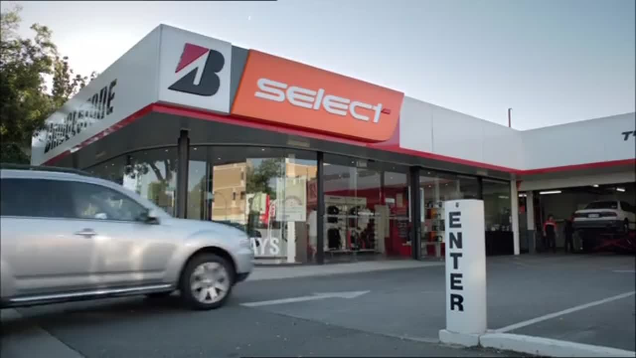 Bridgestone Select TVC