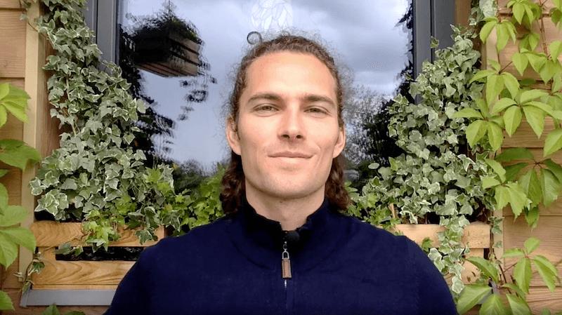 Mindfulness - teaser landing page