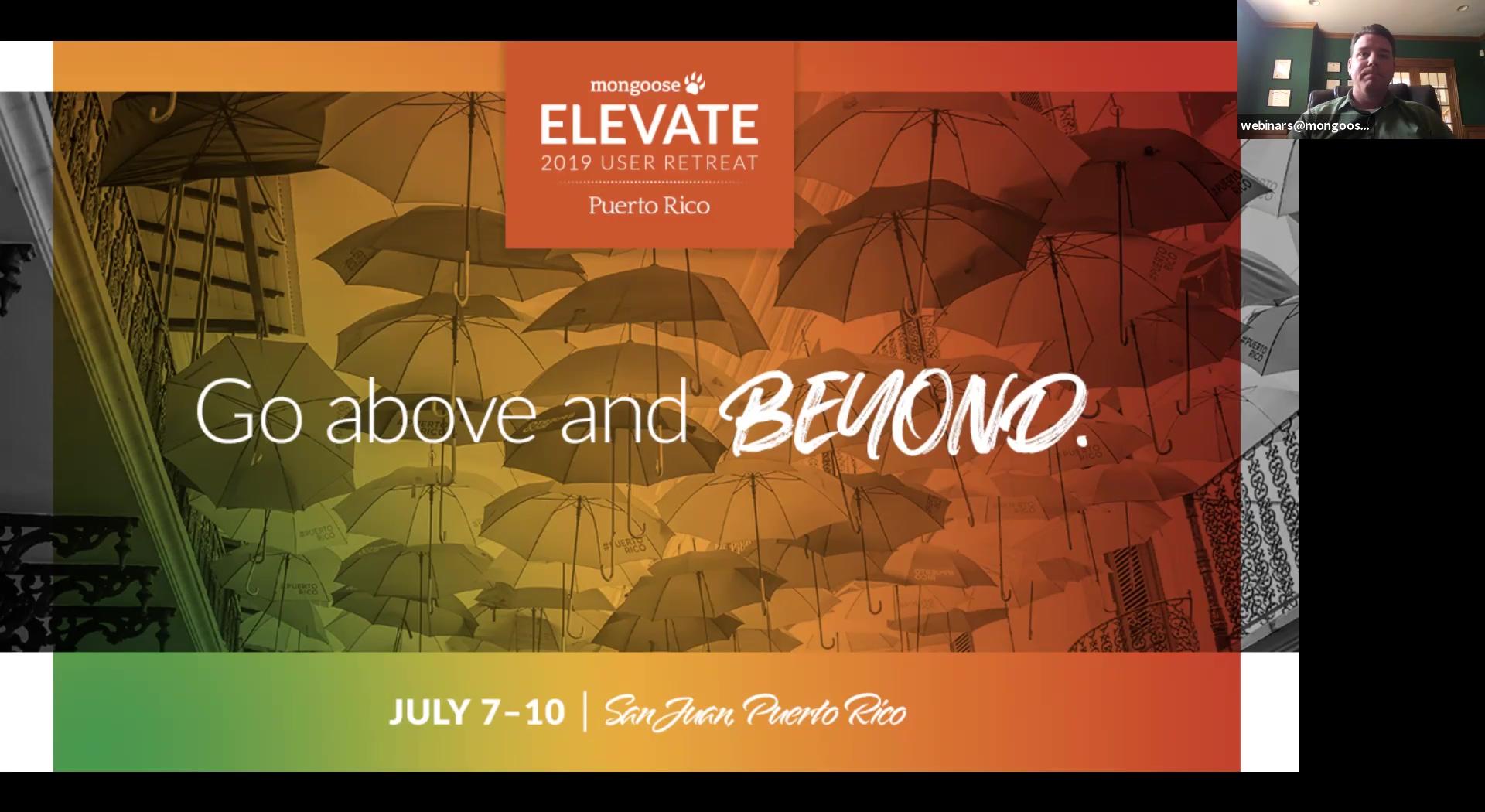 ELEVATE Part 1