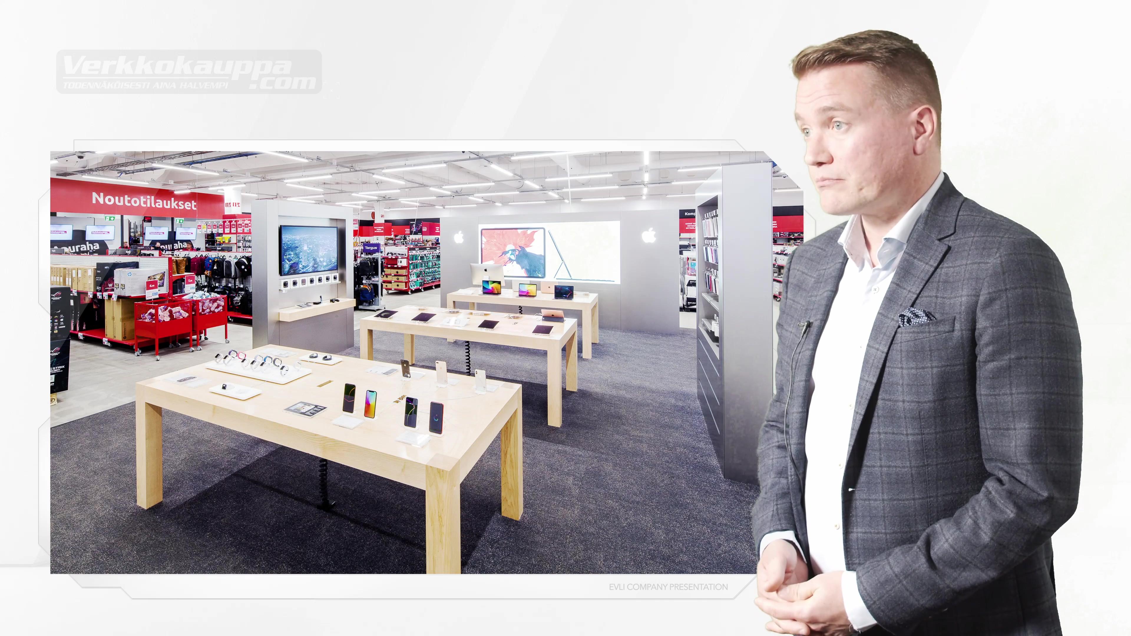 Verkkokauppa com company presentation 040902019