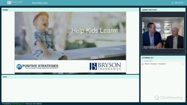 How Kids Learn Webinar with Rory Sheehan