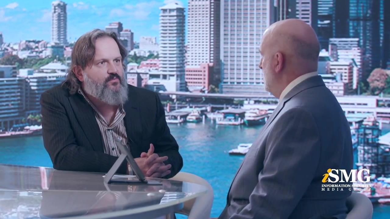 Tom Field interviews Mario Vuksan at RSA-2019